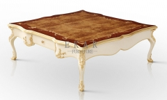 White Wood Square Coffee Table Sale Home Furniture