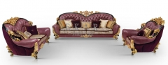 Leather Couch Loveseat Sale Purple And Gold Sofa