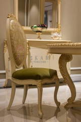 Elegant Dining Room Furniture Upholstery Dining Chair