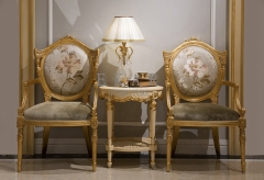 Purchase Dining Room Golden Small Arm Chair