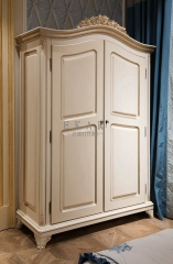 Flash Star Grey 2 Doors Wardrobe