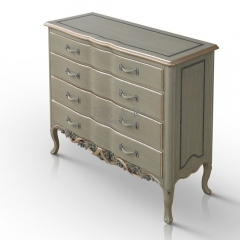 Bedroom Furniture Dubai 4 Chest of Drawers