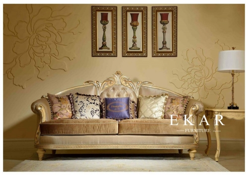 Exquisite and Luxury sofa sets with coffee table
